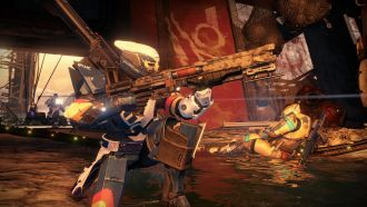 Destiny The Taken King - tryb PVPP - Crucible