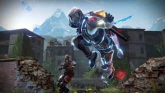 Destiny The Taken King - nowy Hunter