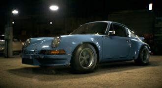 Need for Speed - Porsche 930