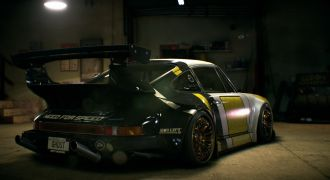 Need for Speed - Porsche 933