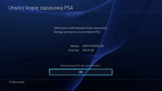 Zmieniamy dysk na Seagate Game Drive for PlayStation