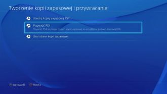 Seagate Game Drive for PlayStation - przywracanie danych