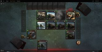 World of Tanks Generals - karcianka