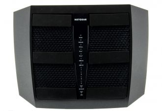 Test routera Netgear Nighthawk X6 R8000