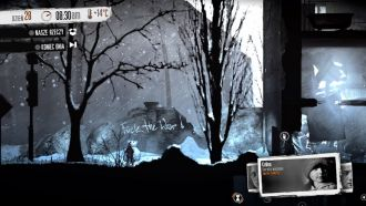 This War of Mine: The Little Ones - dziecięce zabawy