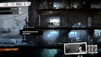 This War of Mine: The Little Ones - dzieci to istotny element gry
