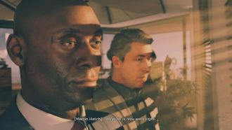 Quantum Break - Lance Reddick jako Martin Hatch