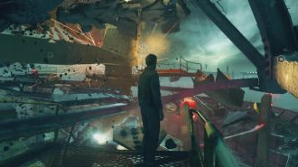 Quantum Break - anomalia temporalna