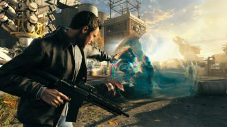 Quantum Break - kula stazy