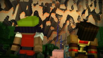 Minecraft: Story Mode - Far Land