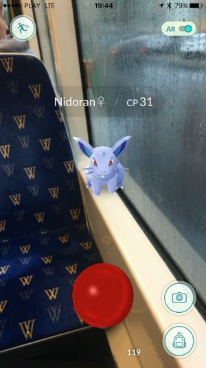 Pokemon Go - Nidoran