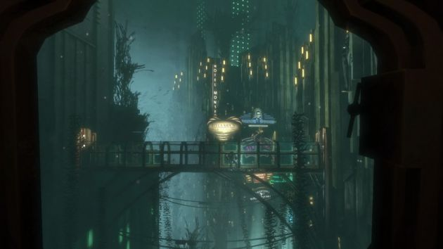 BioShock: The Collection - na dno oceanu