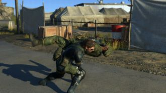 MGS 5: Ground Zeroes gra