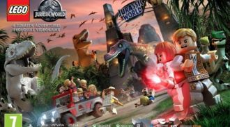 LEGO Jurassic World gra