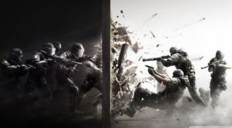 Rainbow Six: Siege gra