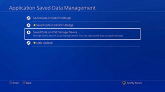 PS4 4.50 HDD