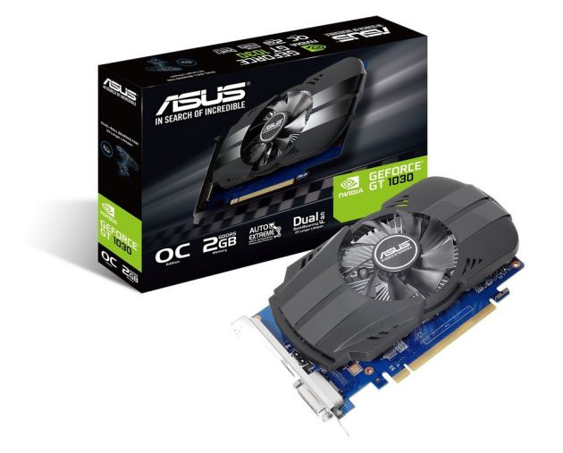 ASUS GeForce GT 1030 2GB Phoenix OC