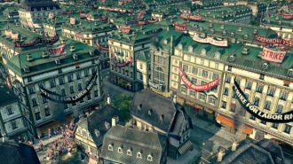 ANNO 1800 screen strajk