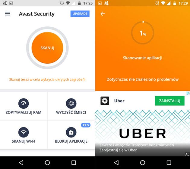 AVAST Mobile Antivirus & Security
