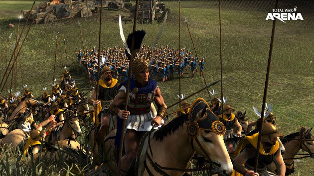 Total War: Arena screen