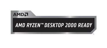 AMD Ryzen Desktop 2000 Ready