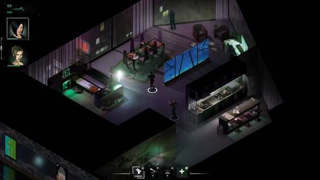 Fear Effect Sedna screen