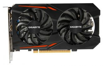 Gigabyte GeForce GTX 1050 OC 3G