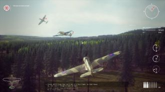 303 Squadron: Battle of Britain screen 2