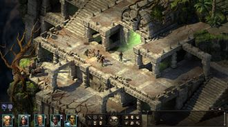 Pillars of Eternity II: Deadfire screen 1