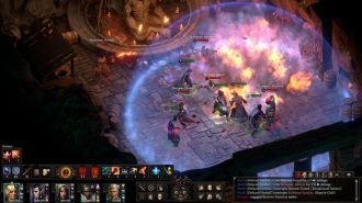Pillars of Eternity II: Deadfire screen 3