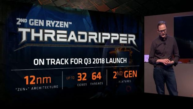 AMD Ryzen Threadripper 2. gen