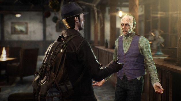The Sinking City screen E3 2