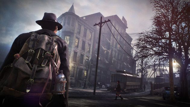 The Sinking City screen E3 4