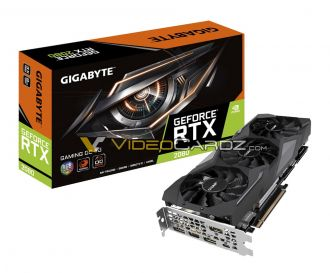 Gigabyte GeForce RTX 2080 Gaming OC 8G