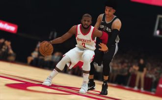 NBA 2K19 screen 1