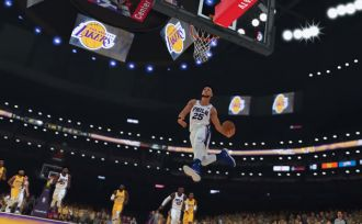 NBA 2K19 screen 2