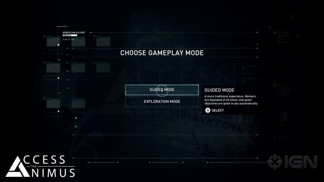 Assassin's Creed Odyssey Guided Mode