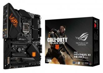 ASUS ROG Maximus XI Hero (WiFi) Call of Duty Black Ops 4 Edition