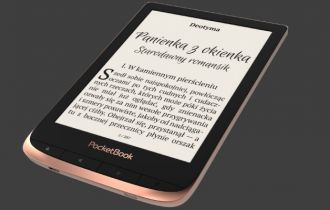 PocketBook Touch HD 3 czytnik