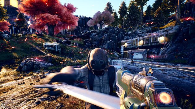The Outer Worlds screen 2