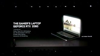 Nvidia GeForce RTX 2060 Mobile