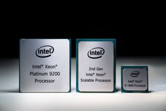 Intel Xeon Platinum 9200 vs Intel Xeon Scalable vs Intel Xeon D