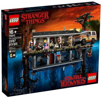 LEGO Stranger Things pudeło