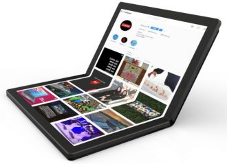 Lenovo ThinkPad X1 foldable