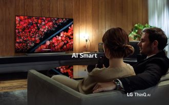 LG TV 2019 AI Smart