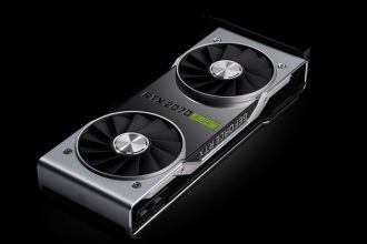 Nvidia GeForce RTX 2070 SUPER Founders Edition