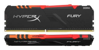 Kingston HyperX Fury DDR4 RGB