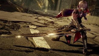 Code Vein screen 1