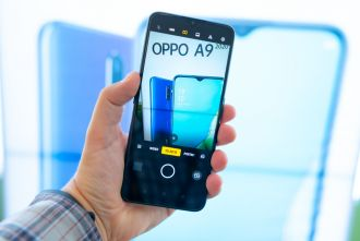 Oppo A9 (2020) interfejs aparatu