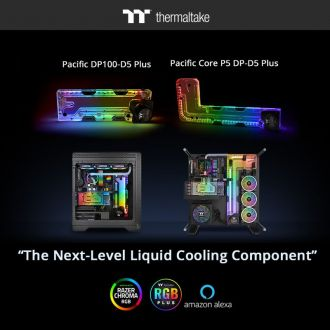 Thermaltake Pacific DP100-D5 Plus i Pacific Core P5 DP-D5 Plus
